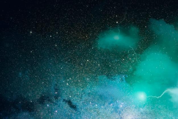 Tło galaktyki kosmicznej