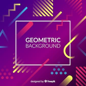 Tło geometryczne