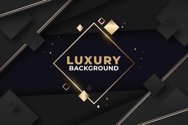 Tło gradientowe luksusowe linie