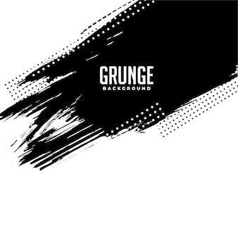 Tło grunge z efektem półtonów