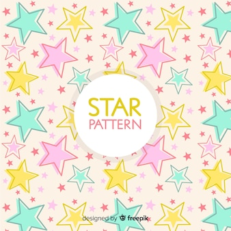 Tło gwiazdy