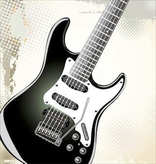 Tło koncert rockowy