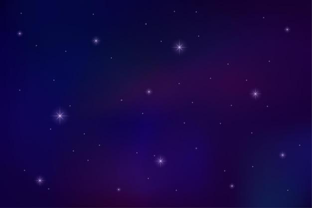 Tło kosmiczne. streszczenie tapeta gwiazda światła