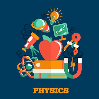 Tło o fizyce