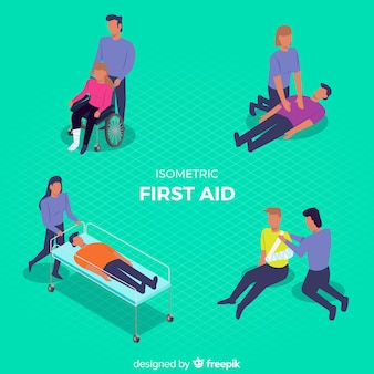Tło pierwszej pomocy