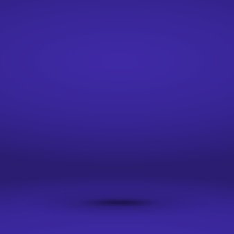 Tło pokoju z gradientem reflektorów