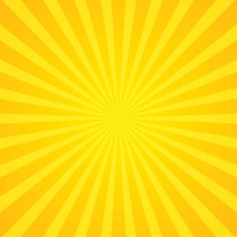 Tło promieni słonecznych
