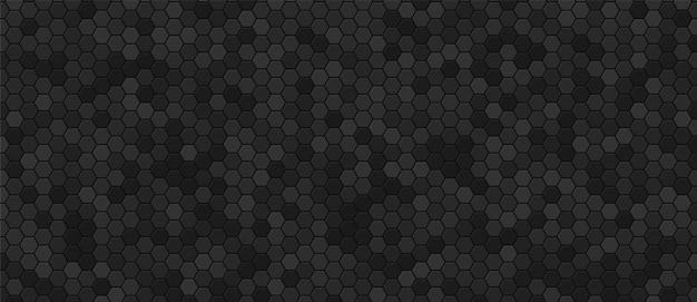 Tło przemysłowe czarny plaster miodu