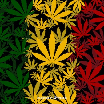 Tło reggae