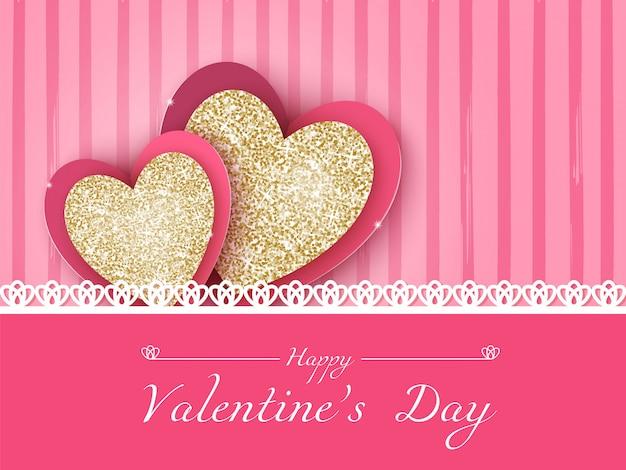 Tło st. valentine's day
