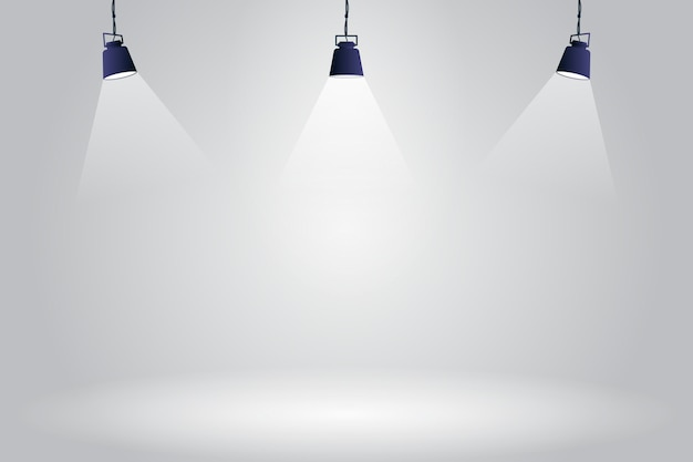 Tło światła punktowego