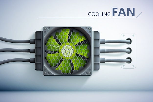 Tło technologii chłodzenia