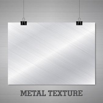 Tło tekstur metalowych