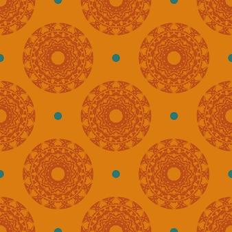 Tło w szablonie stylu vintage. indyjski kwiatowy element. ozdoba graficzna na tapetę, tkaninę, opakowanie, opakowanie. chiński niebieski i czarny streszczenie kwiatowy ornament.