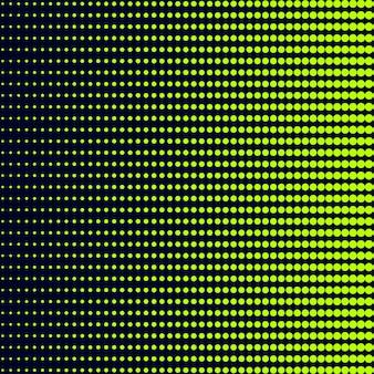 Tło wektor zielony półtonów gradientu