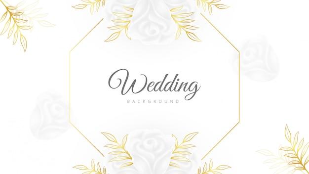 Tło wesele