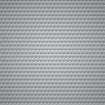 Tło wykonane z małych szarych cylindrów
