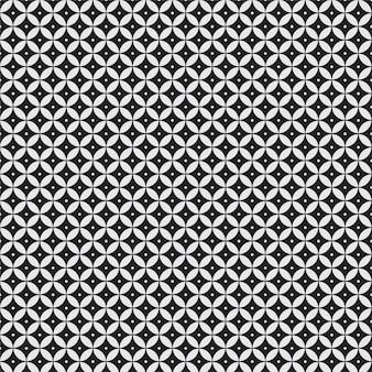 Tło wzór geometryczna ozdobna wektorowa próbka bezszwowa projekt tekstura.