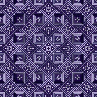 Tło wzór geometryczny batik.
