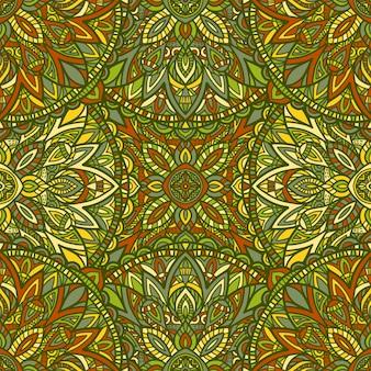 Tło wzór mandali. tribal ornament.