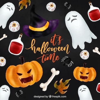 To czas halloween!