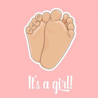 To jest karta ogłoszenia dziewczyny