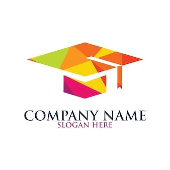 Toga dla logo szkoły