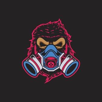 Toksyczny goryl