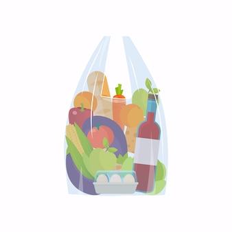 Torba na zakupy spożywcze