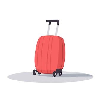 Torba podróżna ilustracji wektorowych