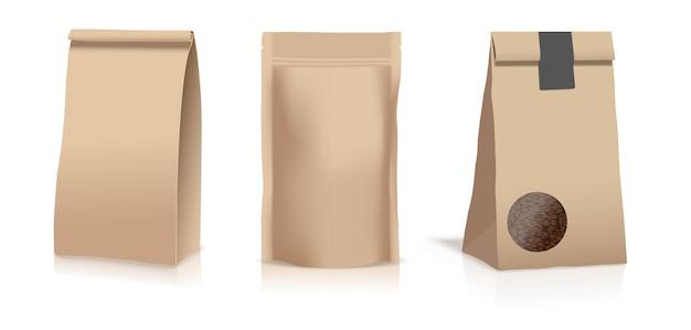 Torebki papierowe do żywności