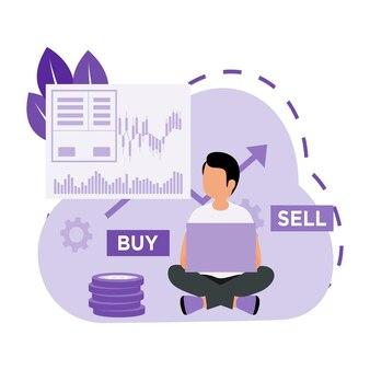 Trader analiza techniczna projekt handlu online