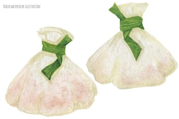Tradycyjne chińskie paszteciki