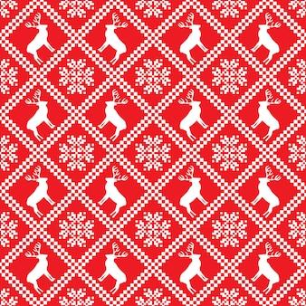 Tradycyjny skandynawski wzór