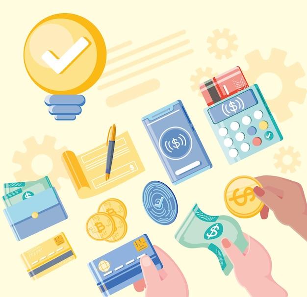 Transakcje rozwiązań płatniczych