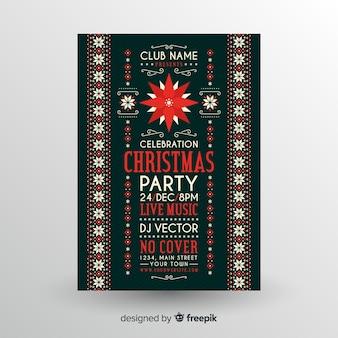Transparent świąteczny