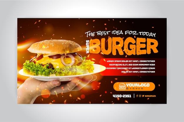 Transparent amerykańskiej żywności