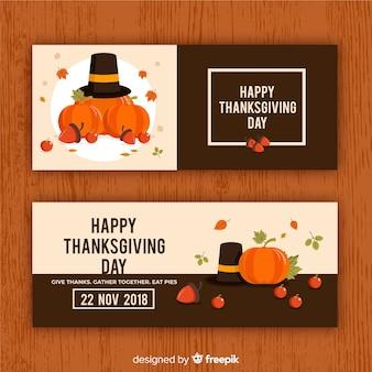 Transparent dzień dziękczynienia z dyni