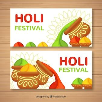 Transparent festiwalu Holi
