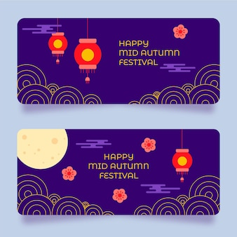 Transparent festiwalu w połowie jesieni