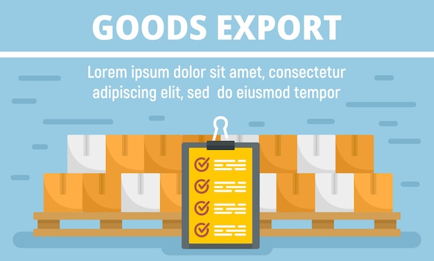 Transparent koncepcja eksportu towarów