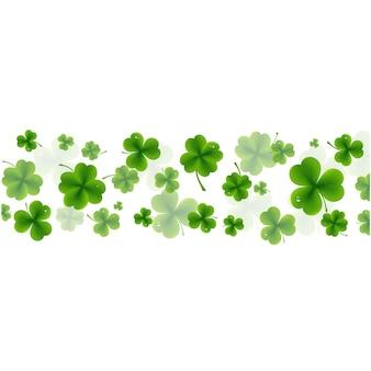 Transparent St Patricks Day Premium Wektorów