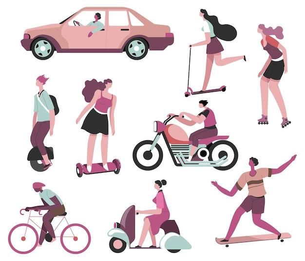 Transport i pojazdy rowery i motocykle