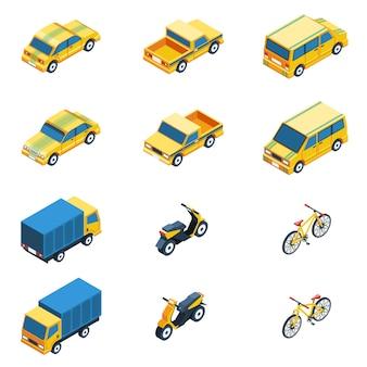 Transport zestawu izometrycznego