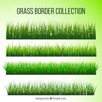 Trawniki w realistycznym stylu