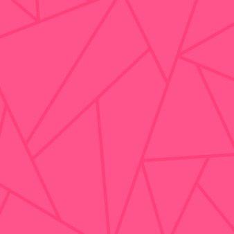 Trójkąt wzór różowy tło
