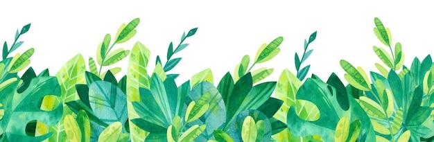 Tropikalne liście