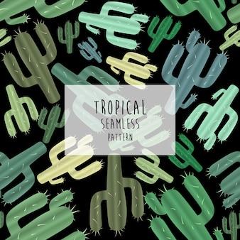 Tropikalny wzór, wzór