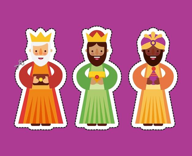 Trzej królowie orientu