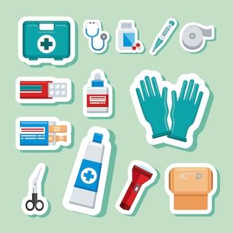 Trzynaście elementów pierwszej pomocy